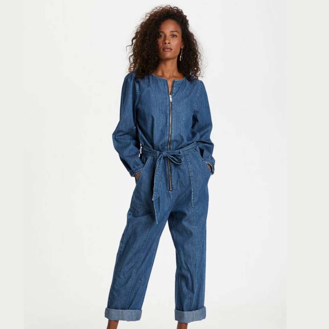 Staycation perfection a womenswear jumpsuit