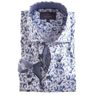 Vedoneire Picasso Shirt Spring/Summer 2021 Menswear