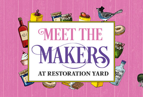 Meet The Makers at Restoration Yard