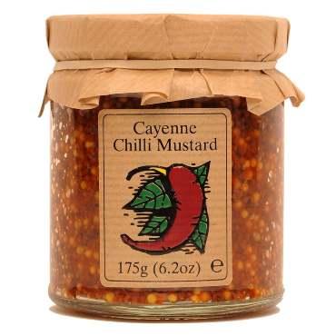 Cayenne Chilli Mustard Edinburgh Preserves