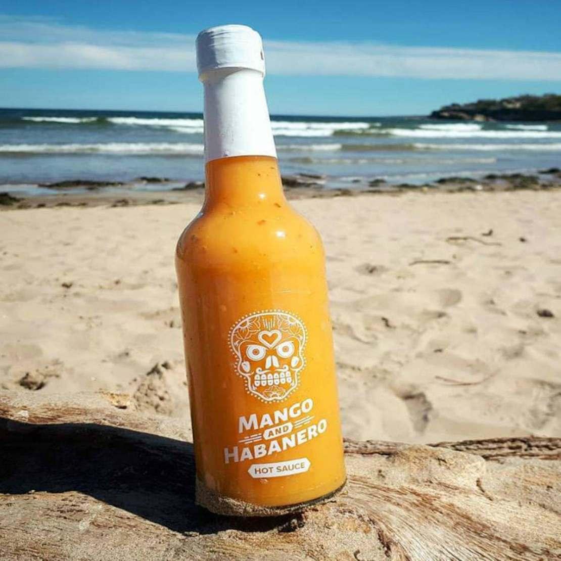 Bonnie Sauce Company Mango & Habanero How to Throw the perfect BBQ