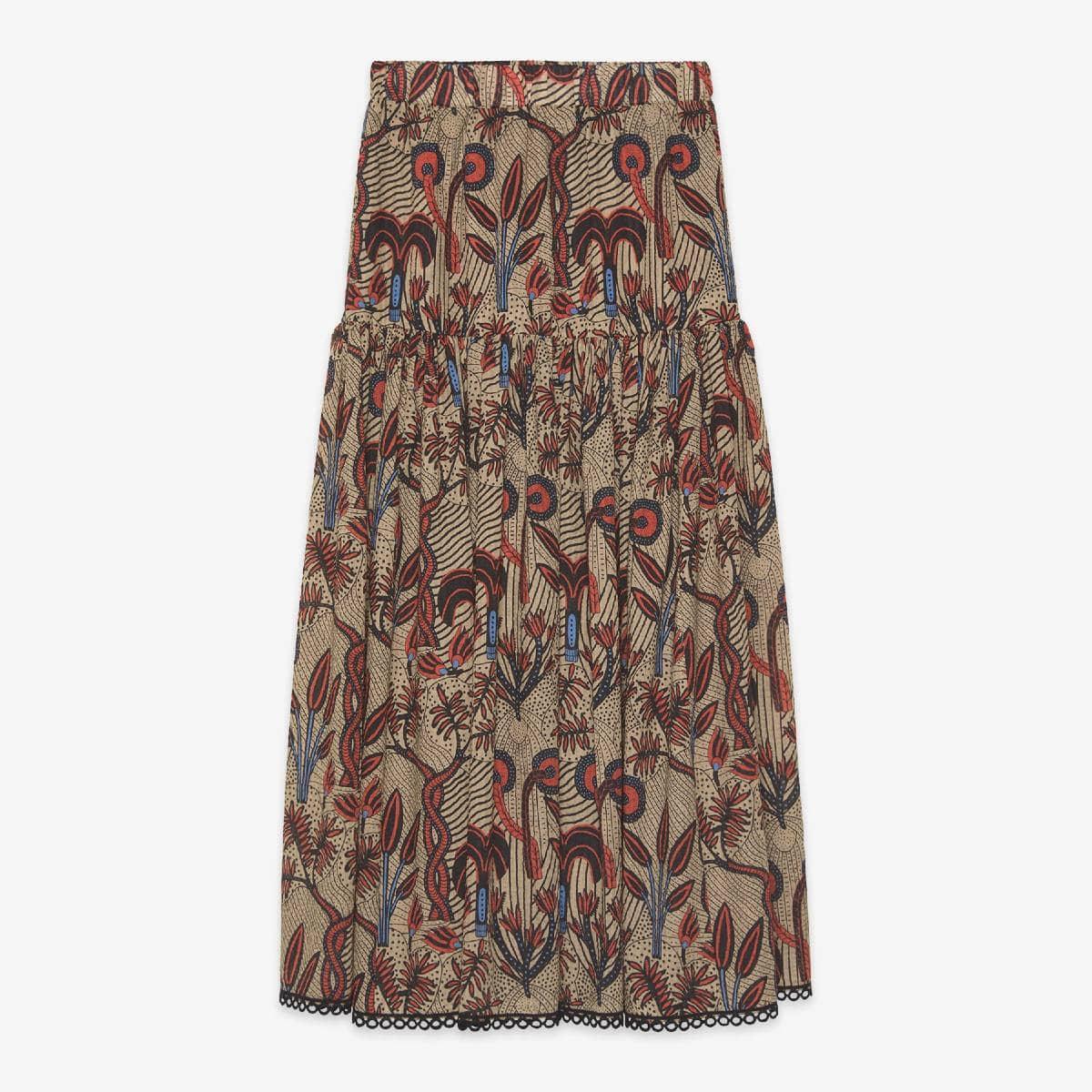 Ottod'ame Skirt Hot summer fashion
