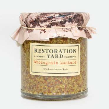 Restoration Yard Wholegrain Mustard
