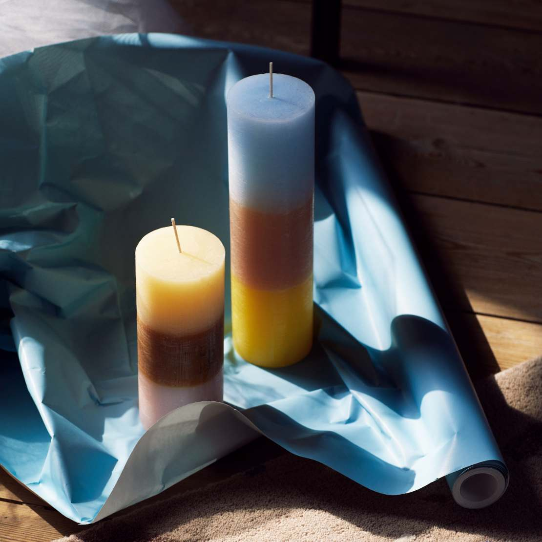 Broste Copenhagen Pillar Candles New in homeware