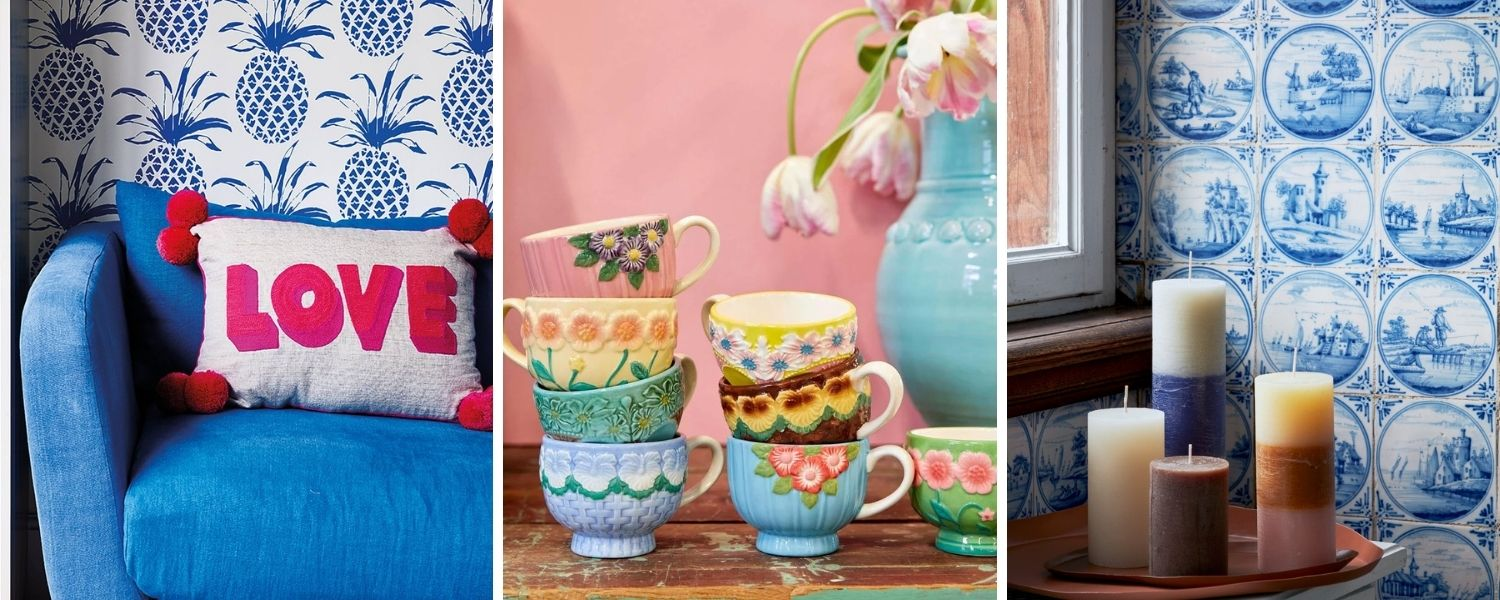 New In Homeware collections at Restoration Yard