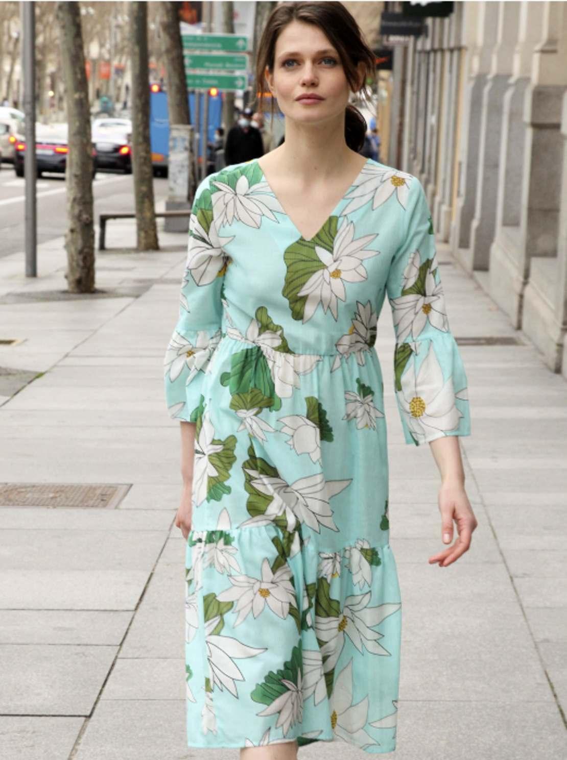 Top Summer Sale Pick - Vilagallo Tyne Lanai Dress