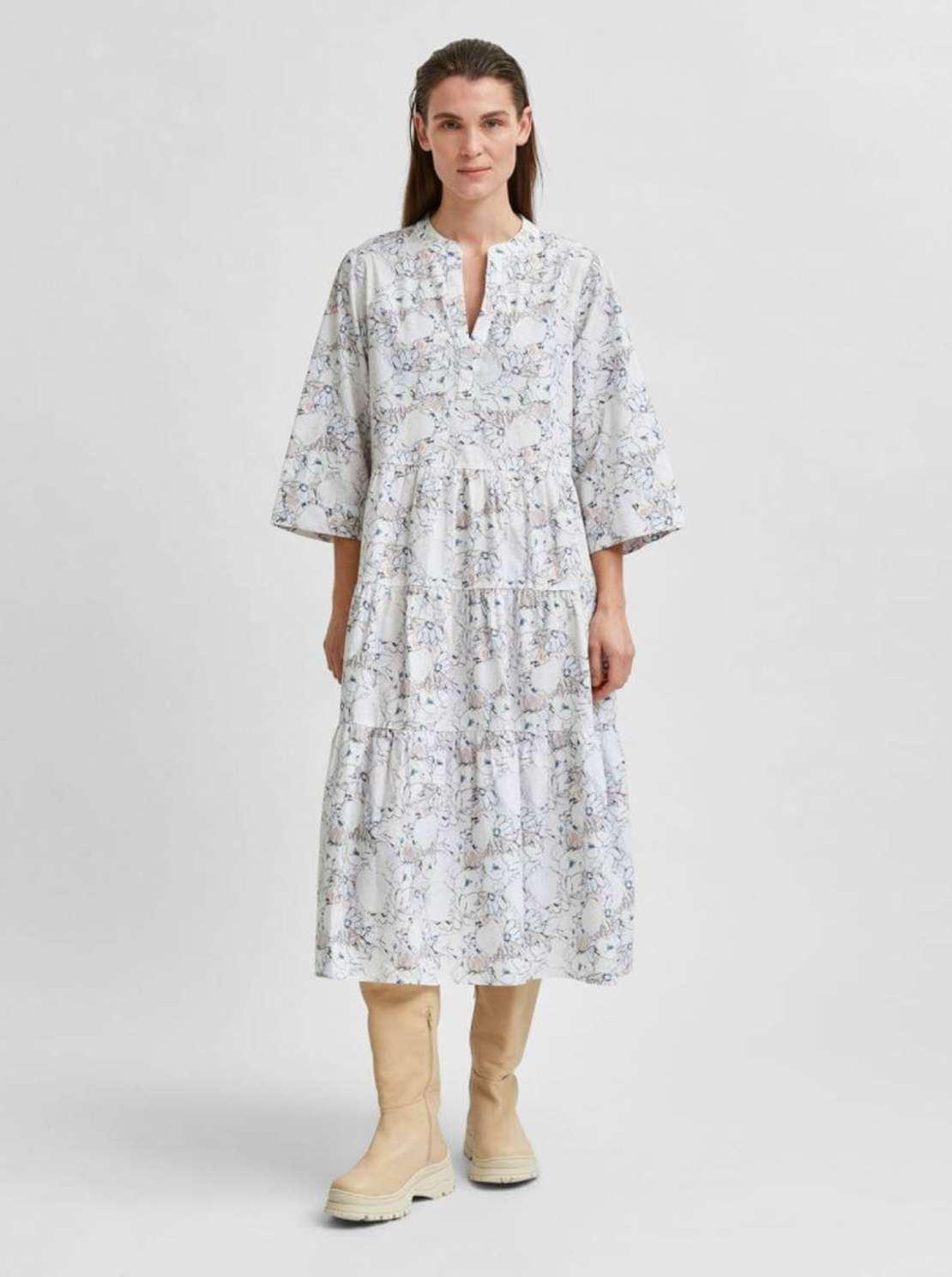 Selected Femme Rosella Florentina Dress