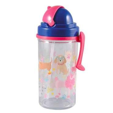 back to school kids water bottle