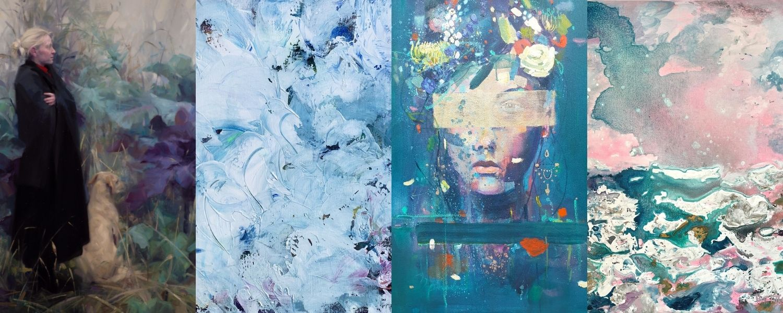 Inception Art Show: Artist Showcase
