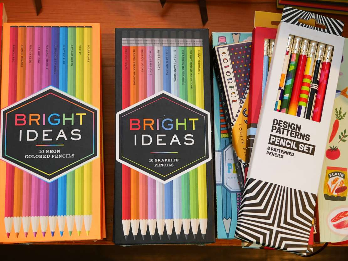 Pretty Pencils in The Store at Restoration Yard Back to school perfect