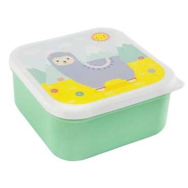 little llama lunch box
