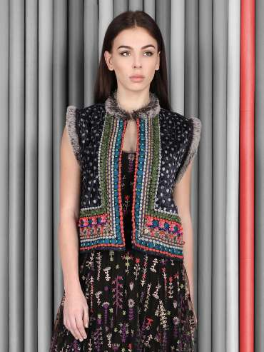 Blank Gilet Autumn 21 womenswear