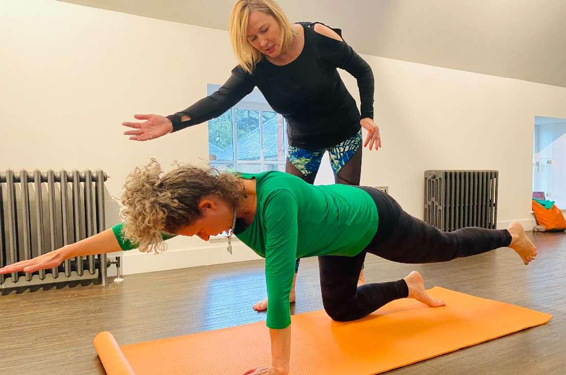 Social connection through exercise classes