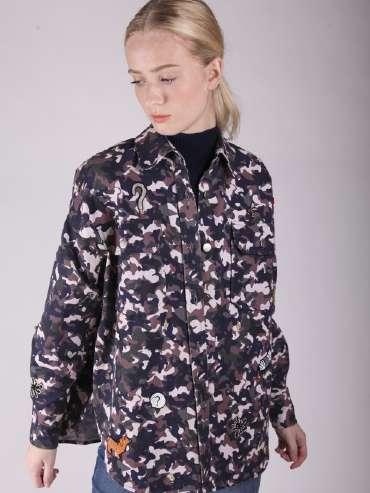 Vilagallo Shirt Jacket Autumn womenswear