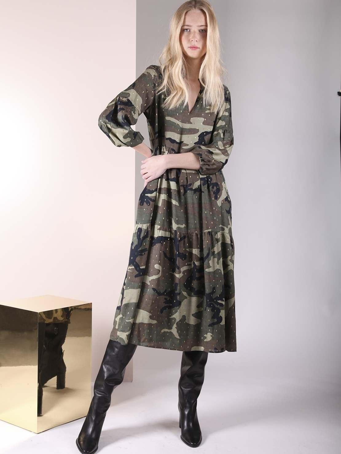Autumn 21 womenswear at Restoration Yard Pom Amsterdam
